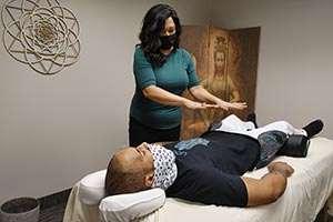 Energy Healing Reiki Chakra Balancing Massage Aura Cleansing Kevin Foresman Lisa Foresman Reiki Master Kevin Foresman Lisa Foresman Enlumnia Energy Spa Dallas TX