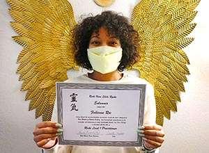 Reiki Class In-Person Training Certification Dallas TX